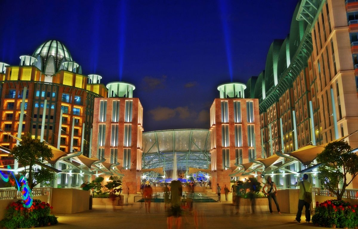 Лицензия Resorts World Sentosa продлена